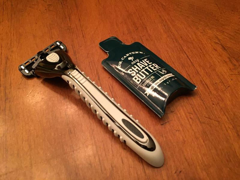 Dollar Shave Club Razor