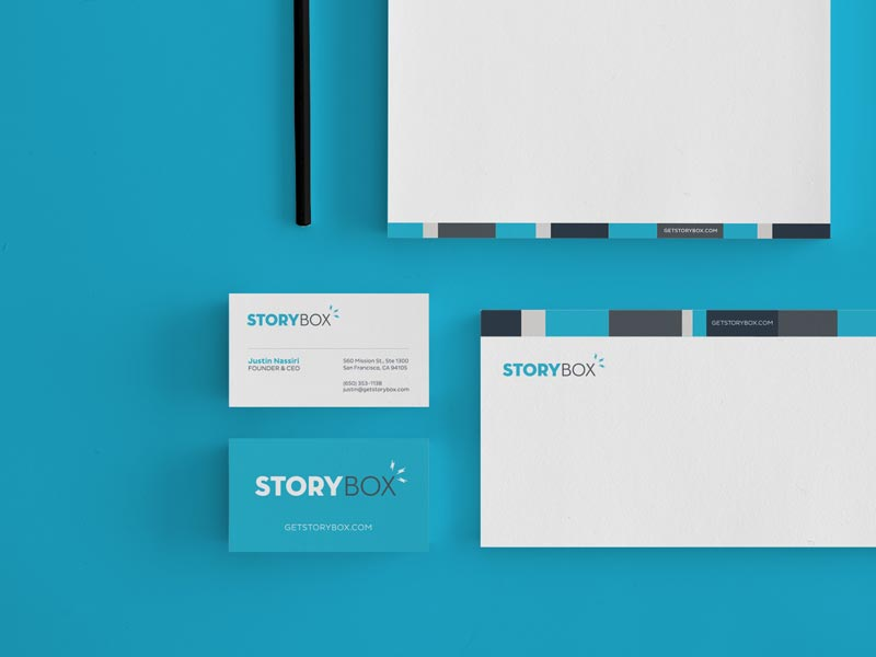 StoryBox Stationary