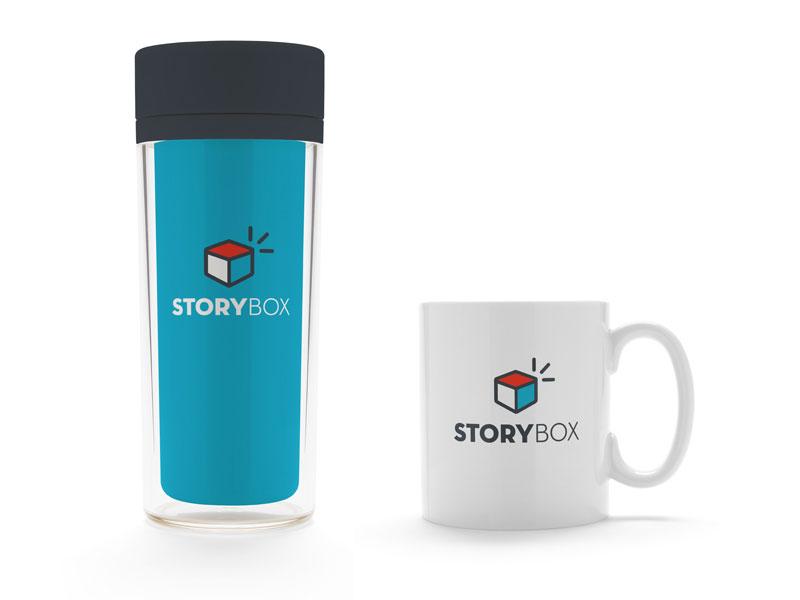 StoryBox Mugs